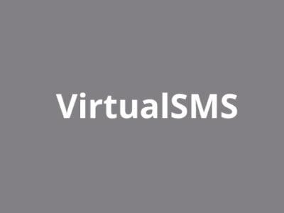 Сервис смс активаций VirtualSMS